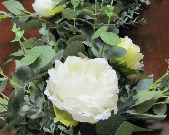 Wedding Garland, Eucalyptus Garland, Wedding Flowers, Reception Decorations