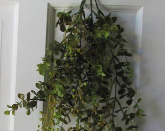 Eucalyptus Branches, Hanging Eucalyptus Branch, Wedding Plants, Artificial Eucalyptus, Wedding Foliage, Floral Supplies, Centerpiece Foliage