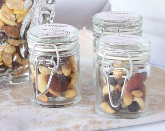 Favor Jars, Snap Lid Jars, Wire Closure Jars, Craft jars, Jam Jars, Wedding Favor Jars, Party Favor Jars, Candy Jars