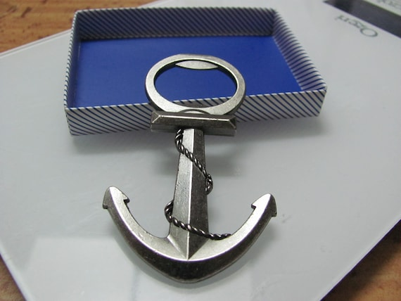 Nautical Party Favors, Anchor Party Favor, Wedding Party Favors, Anchor Bottle Opener Favor, Party Favors, Practical Party Favors