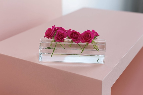 4 Bud Vases, Wedding Vases, Party Vases, Bud Vase, Bridal Shower Vase