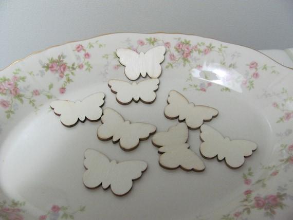 Wood Butterflies, Craft Butterflies, Wedding Butterflies, Event Butterflies, Wood Shaped Butterflies, Wedding Signing Butterflies