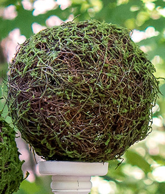 Wedding Decorations Moss Balls Kissing Balls Faux Moss and