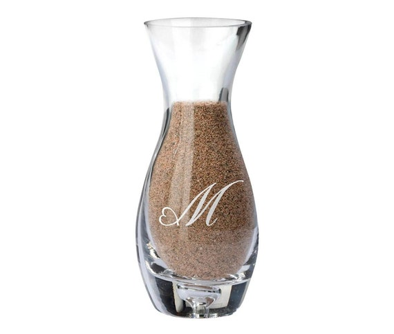 Unity Sand Wedding Ceremony Side Vase