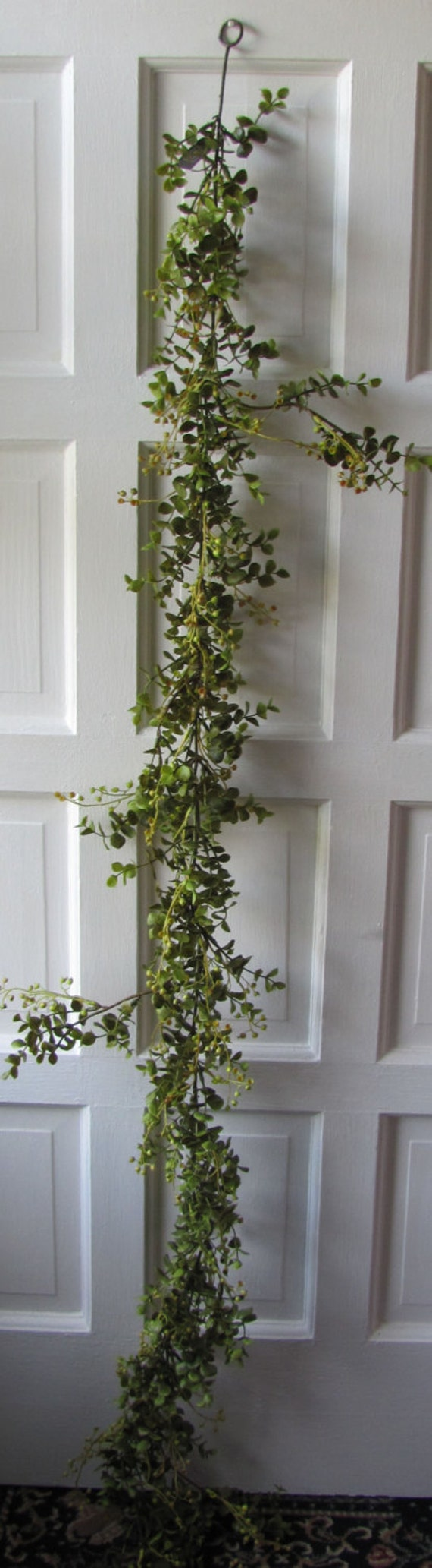 Eucalyptus Wedding  Garland, Wedding Reception Garland, Craft Garland, Artificial Eucalyptus Garlands,DIY Wedding Table Garlands