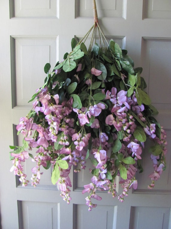 Wedding Decorating Flowers, Purple Wisteria, Wedding Flowers, Wisteria Bush, Wedding Arbor Flowers