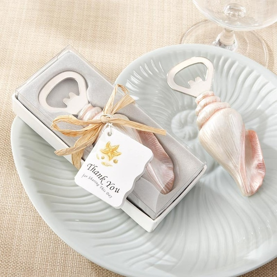 Beach Wedding Favors, Seashell Party Favors, Wedding Favor, Party Favor, Practical Favors