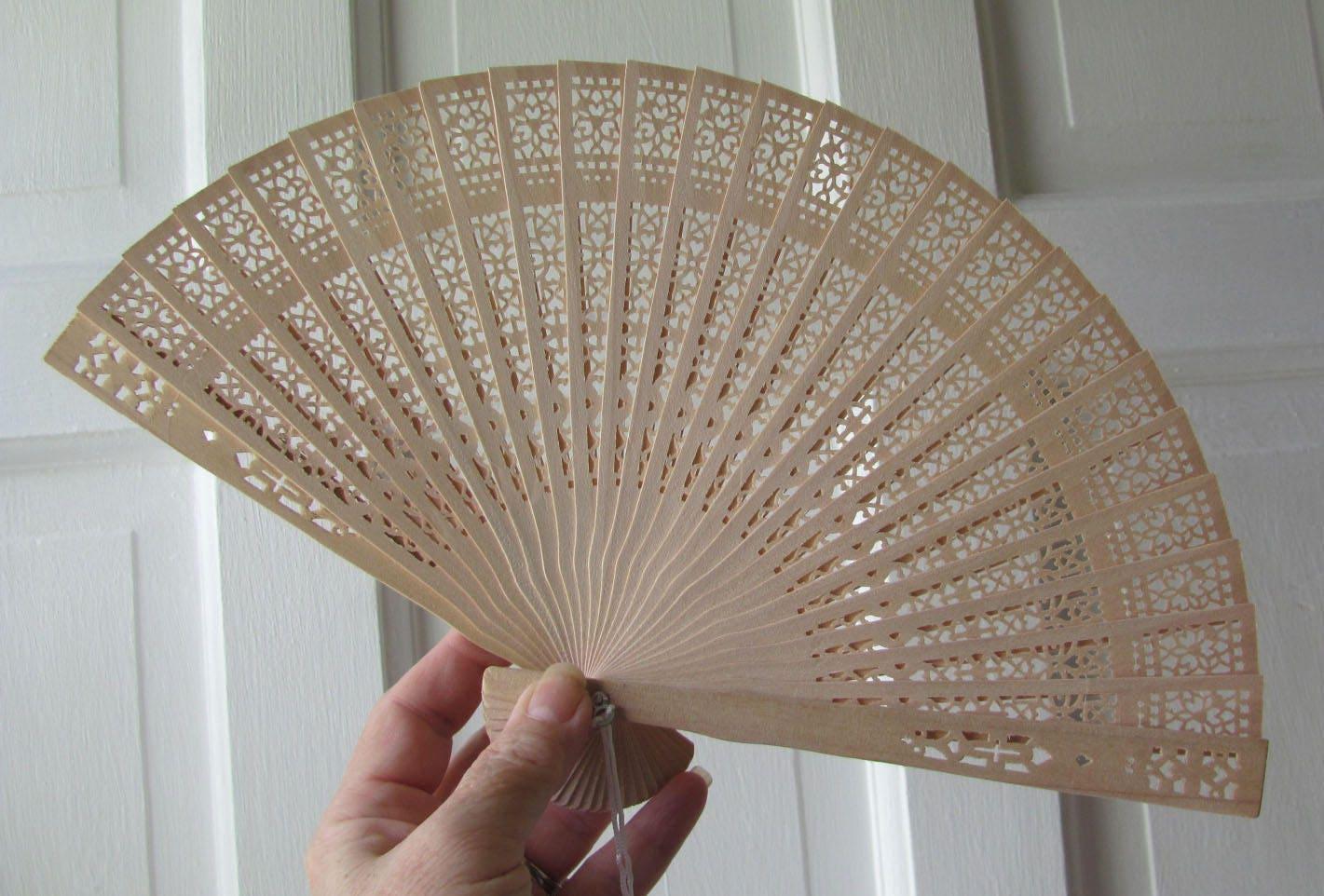 Fan Favors 10 Summer Party Fan Favors Party Supplies Folding Fans