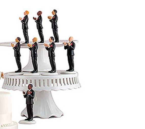 Cake Topper Groom, True Romance Cake Top,  Wedding Cake Topper Groom, Choice of Style