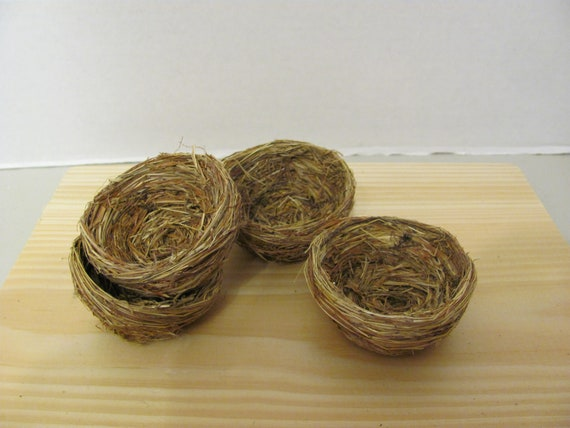 Bird Nest Favors, Party Favor Nests, Wedding Favor Nest, Baby Shower Nest