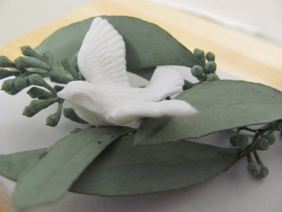 60 Mini Doves Favor Decorations, 1st communion Doves, Confirmation Doves, Wedding Favor Doves