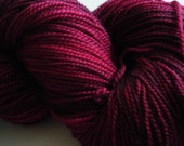 Yarn Merino Wool Red Hand...
