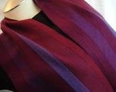 Handwoven Tencel scarf so...