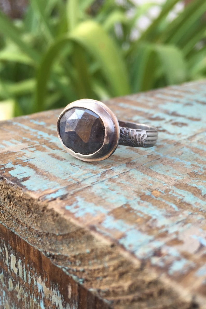 Sapphire ring image 0