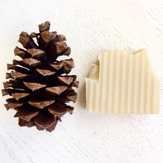 Winter Fir Handmade Soap - Soap - Natural Soap - Vegan Soap - winter soap