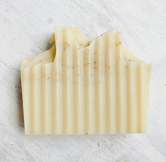 Sandalwood Shea Soap - Sandalwood - handmade soap - coconut milk soap