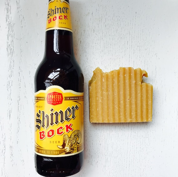 Honey Bock Beer Soap - natural soap - beer - Fathers Day Gift Idea - homemade soap