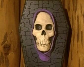 Skeletor Wall Sculpture
