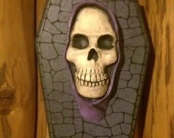 Skeletor Wall Sculpture #2