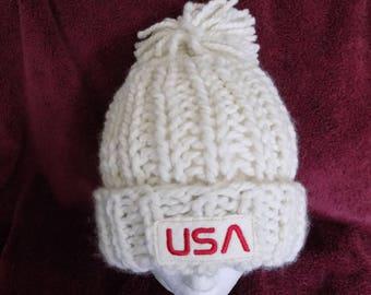 0bd5b73543b Chloe Kim inspired snowboarding hat