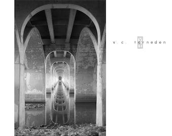 cathedral bridge fine art photograph print