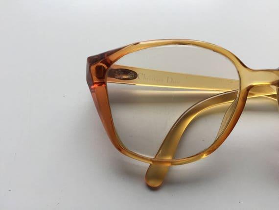 61bef0de28ab Vintage 80s CHRISTIAN DIOR Eyeglasses