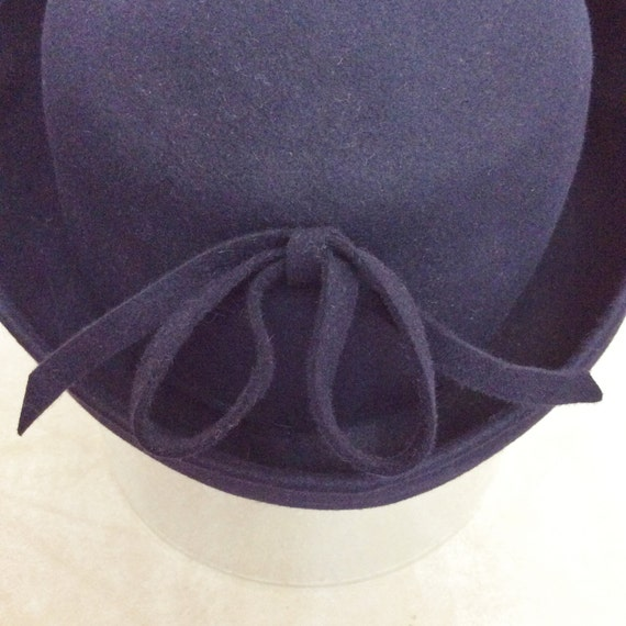 Vintage Wide Brim Hat - image 5