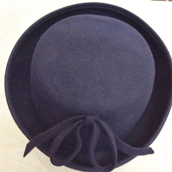 Vintage Wide Brim Hat - image 4