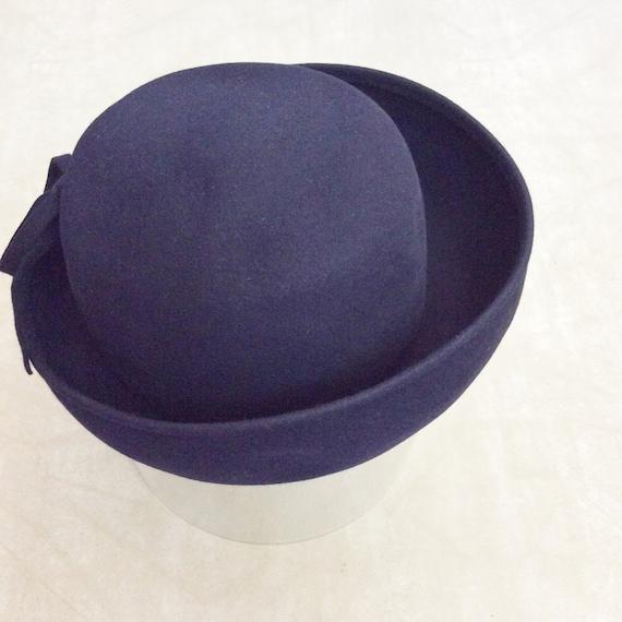 Vintage Wide Brim Hat - image 2