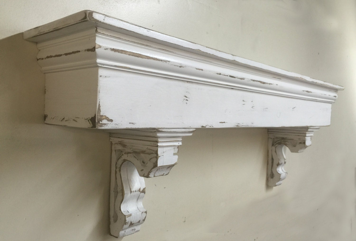 French Country Mantle With Corbels Large Mantle Wooden Corbels Floating Shelf And Corbels Custom Mantle And Corbels