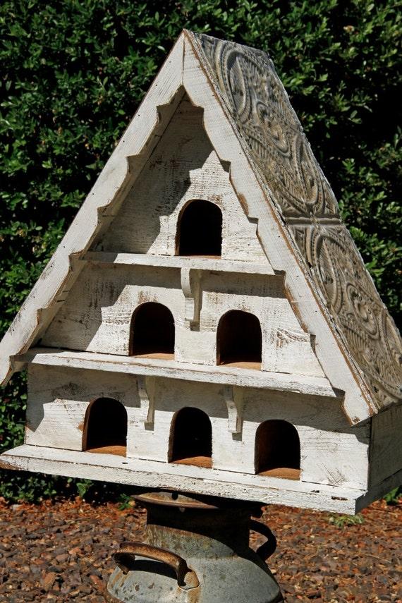 Antique Style Dovecote Large Bird House Victorian Dove