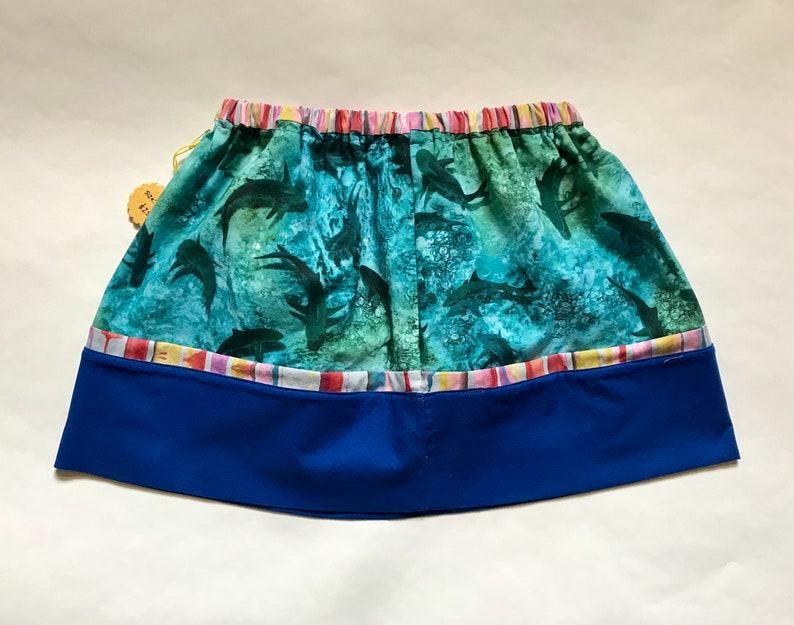 Shark skirt girls shark skirt tiger shark skirt