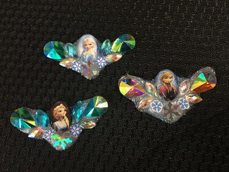 3 piece Ice princess bling