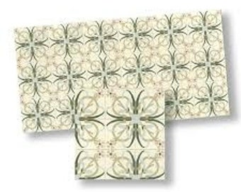 Dollhouse Mosaic Tile Sheets - Floor or Wall by World Model