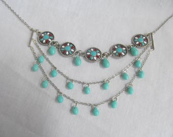 Beautiful Turquoise Jewelry Set