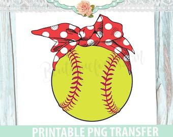 graphic relating to Printable Softball identify Softball printable Etsy