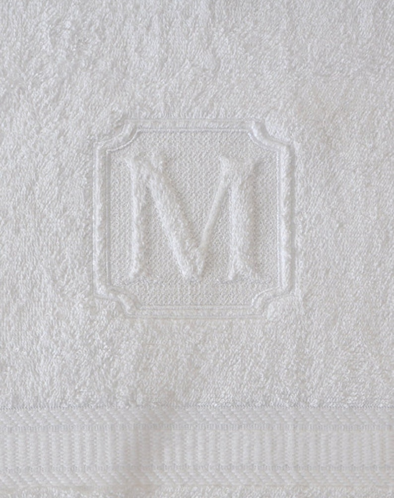 Victorian Embossed Embroidery Monogram Font  Instant Download image 0