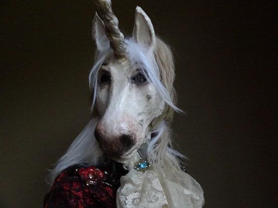 Papier Mache Unicorn Head | Paper mache, Paper mache crafts, Paper ... | 428x570