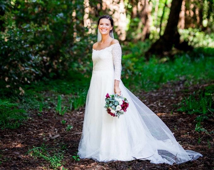 MAXI WEDDING DRESSES