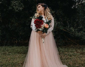 Florence Gown Lurelly Bridal Bohemian Style Wedding Dresses