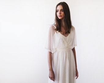 Casual wedding dress | Etsy