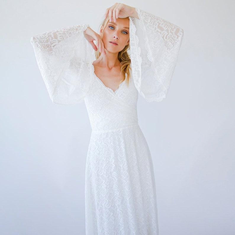 Robe mariée dentelle BlushFashion