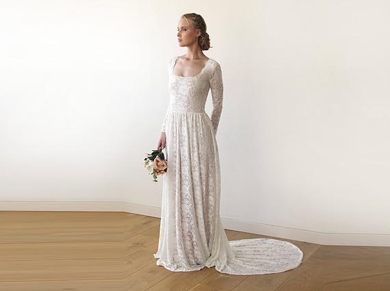 Vintage-Inspired Wedding Dresses
