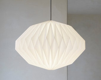 HEAVEN KNOWS  ///  ULTRA  -   origami lampshade