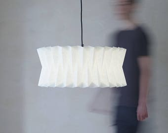 OUT OF SKY   -  origami lampshade
