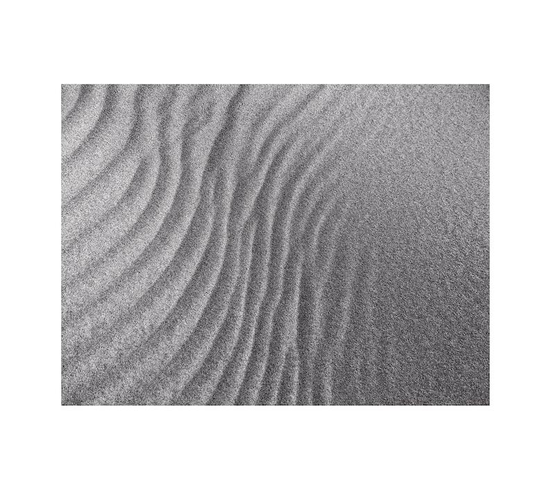 Sand Dune Photo Beach Black and White Photo Nature image 0