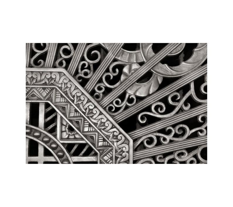 Art Deco Photo Kansas City Power & Light Black and White image 0