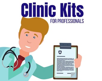 Ear Suspender Kits for Audiologists and Hearing Health Professionals