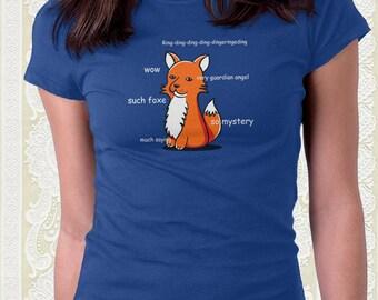 e2117c91ff95 What Does the Fox Say Shirt
