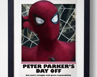 Peter Parker's Day Off